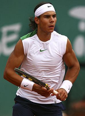 Rafael Nadal tennista